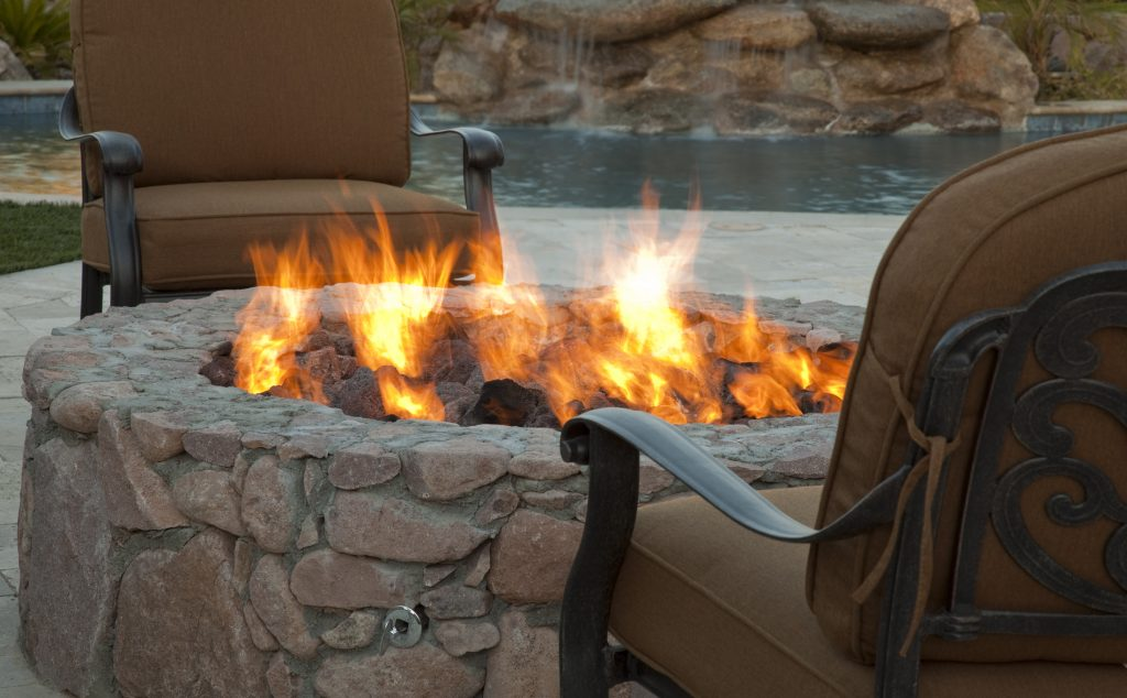 Outdoor Fireplaces Near Me